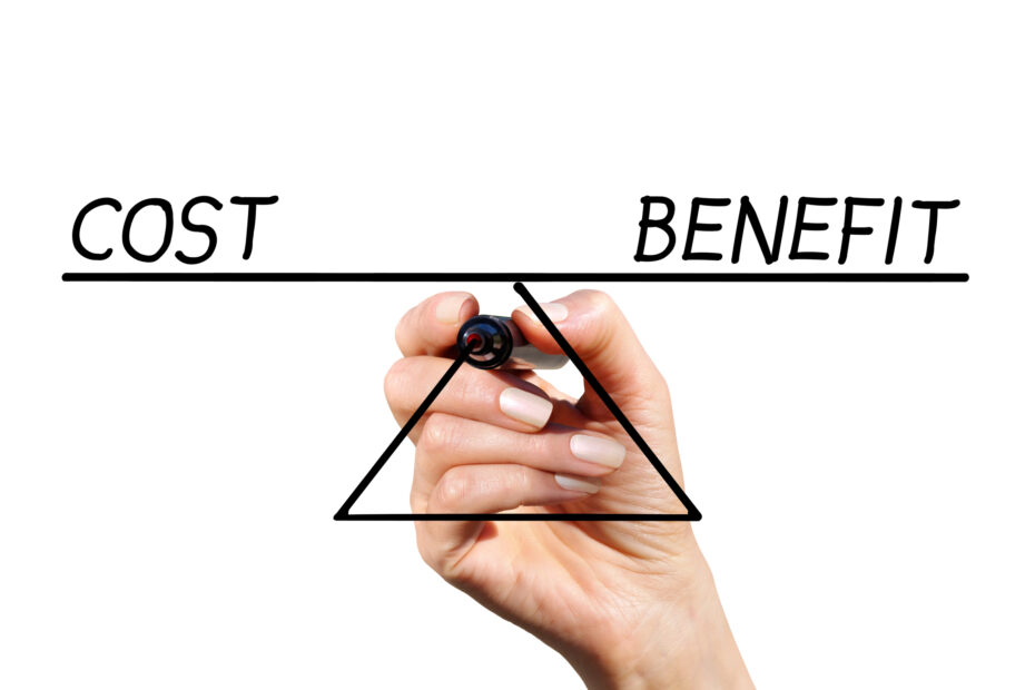 Blog 24 cost benefit